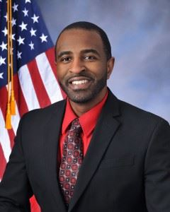 Photo of Director of Parks and Recreation Terrell Griffin