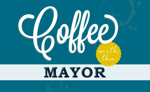 Coffee with the Mayor Logo